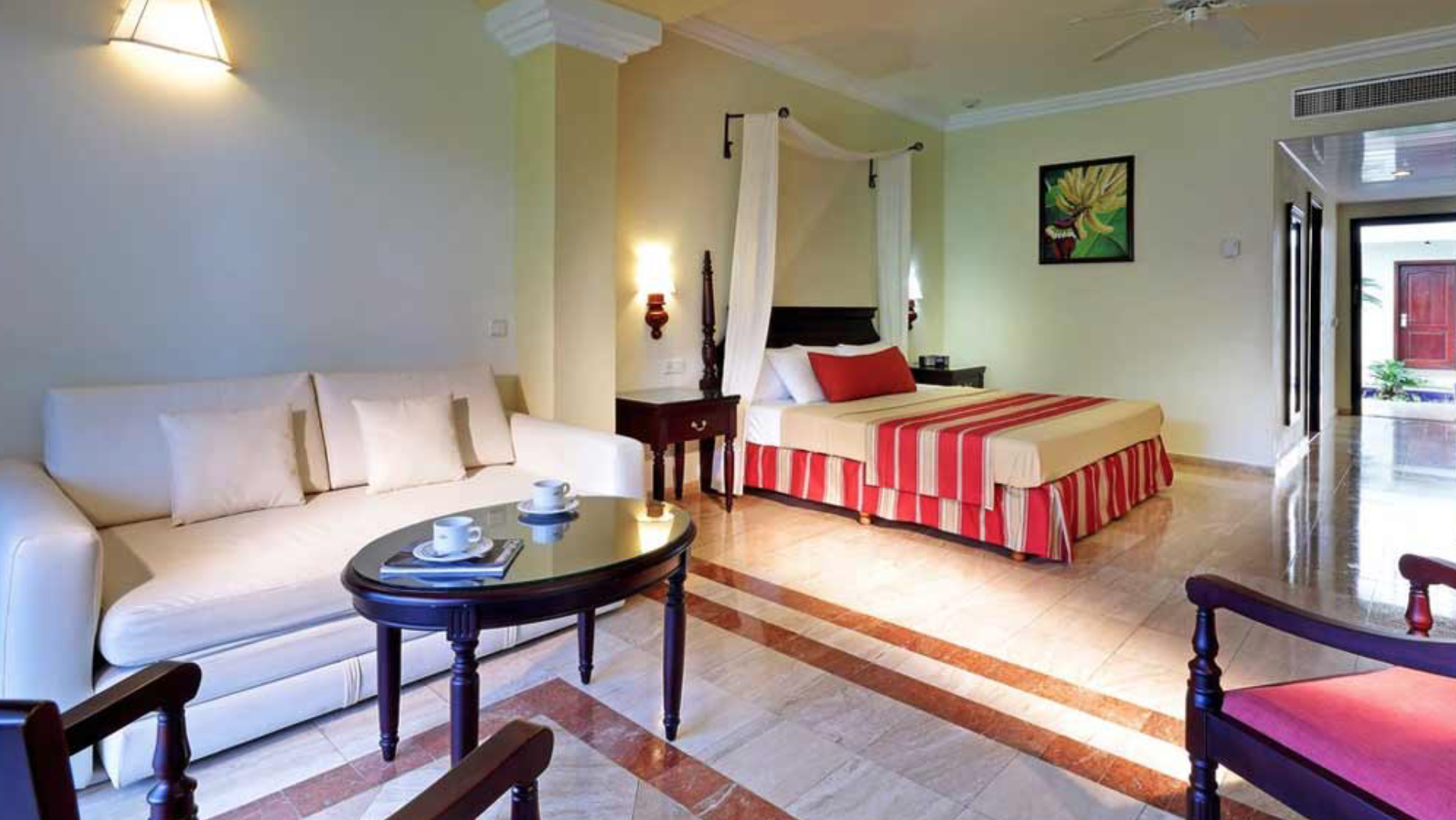 Grand Palladium Resort's Renovation